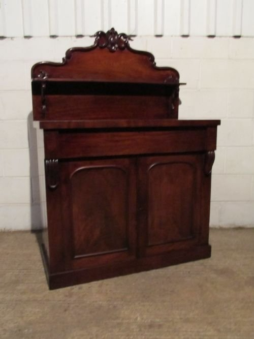 antique victorian mahogany chiffonier sideboard c1880 wp2130a1511